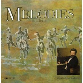 Jaques-Dal-Melodies-En-Couleur-Livre-726140513_ML